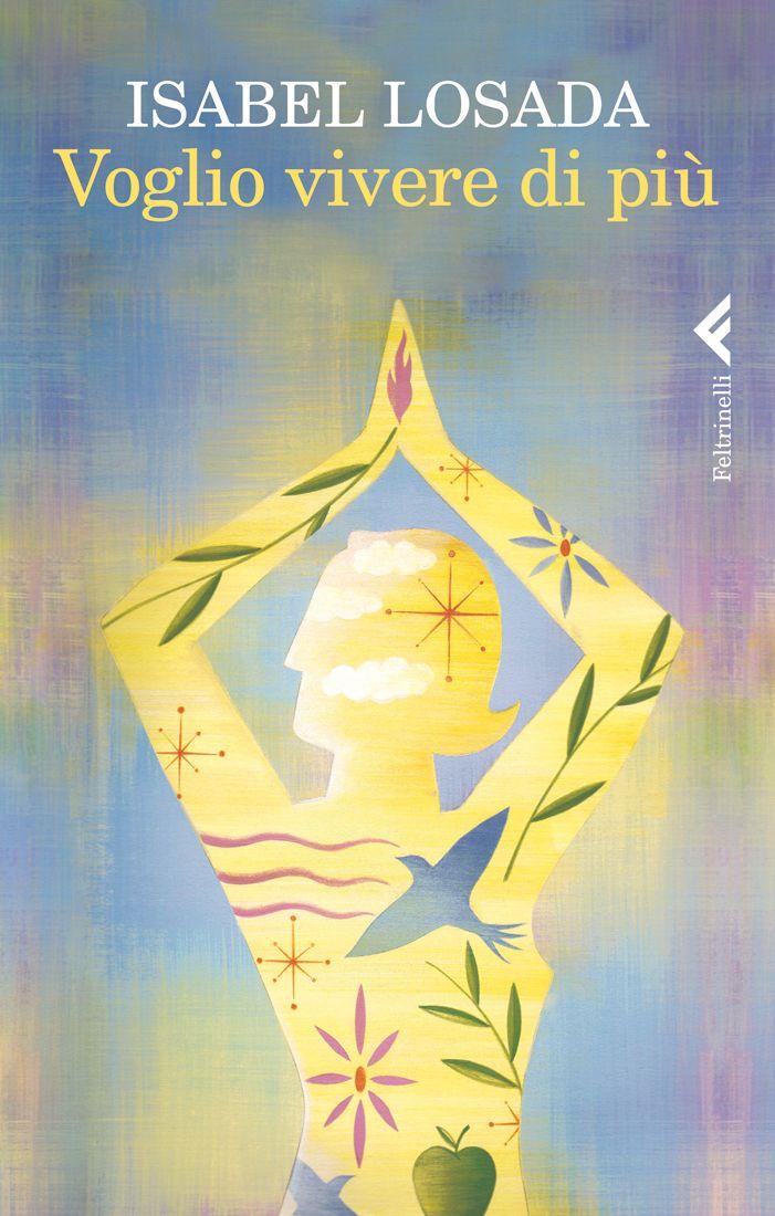 """Isabel Losada, """"Voglio vivere di più"""". Isabel Losada, ovvero una donna da sempre sul cammino verso l'illuminazione. Vuole vivere così, vuole vivere di più, vuole vivere. E capirci qualcosa. Senza lasciare nulla di intentato. Ogni forma di percorso spirituale la attrae. Ma ogni esperienza, ogni nuovo incontro, si rivela tanto spirituale quanto spiritosa, e le svolte che guru, sciamani, trainer, maestri le propongono in corsi, laboratori, assemblee, faccia-a-faccia si trasformano..."""