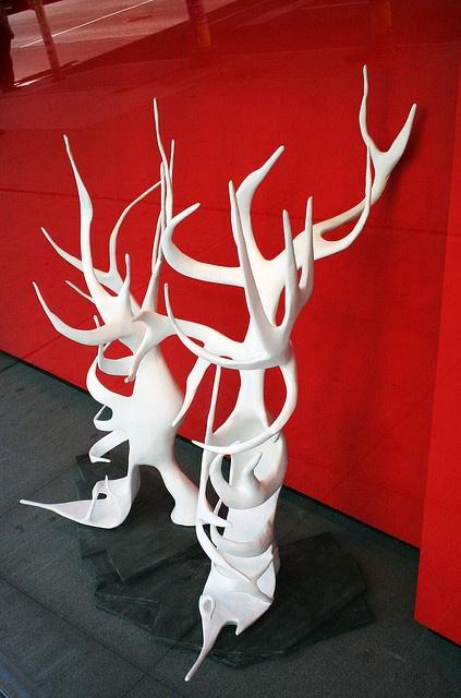 As seen at The Bata Shoe Museum in Toronto, Ontario, Canada, 2009.