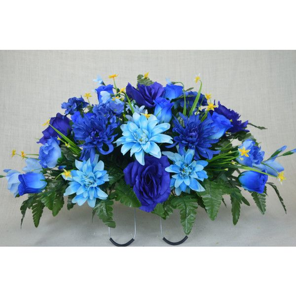 31 Best 2016 Fall Cemetery Silk Floral Arrangements Images On