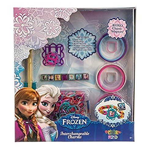 Disneys Frozen Roxo  Rainbow Loom DIY Kit