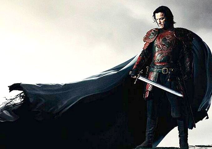 Teaser Poster For 'Dracula Untold' Starring Luke Evans....SO LOOKING FORWARD TO THIS MOVIE!