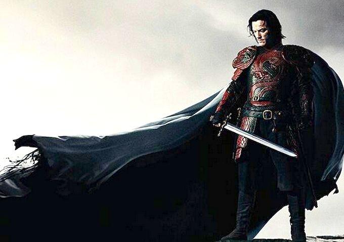 Teaser Poster For 'Dracula Untold' Starring Luke Evans