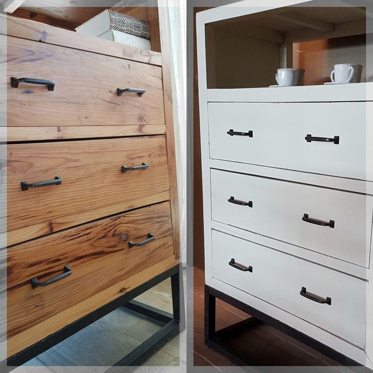 ¿La elegancia del blanco o la sencillez de la madera natural? Los diseños de nuestros muebles se pueden adaptar a los gustos de casa persona... ¿Cómo te gusta más?  En la tienda de muebles Vanadela en Sevilla realizamos diseños exclusivos y adaptamos los muebles a las necesidades de nuestros clientes.