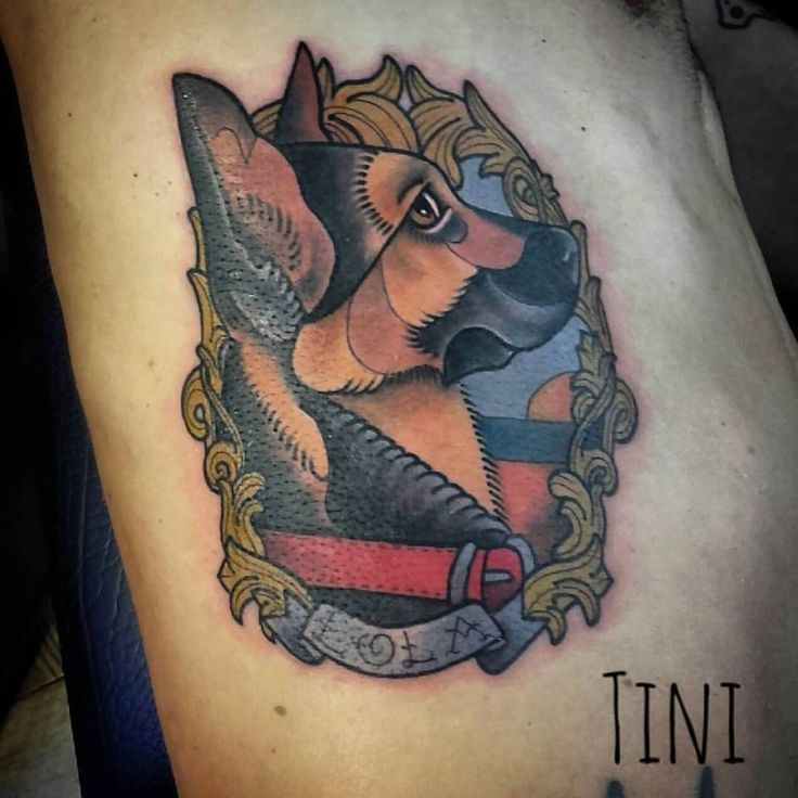 y así quedó el tattoo para mi amigo de la vida @kwaza ! un placer poder tatuarte , si alguien que sabe como comenzó mi vida en el tattoo sos vos😊. muchísimas gracias por dejarme hacer este tattoo de tu amado LOLA cara de rata 😊. los espero a todos en @timetattoostudiomdq olavarria 2831 casi esquina garay. #dogtattoo #dogportrait #animaltattoo #pettattoo #tatuajesdeperros #timetattoostudiomdq #neotraditionaltattoo #tattooartist #tini #inkpeople