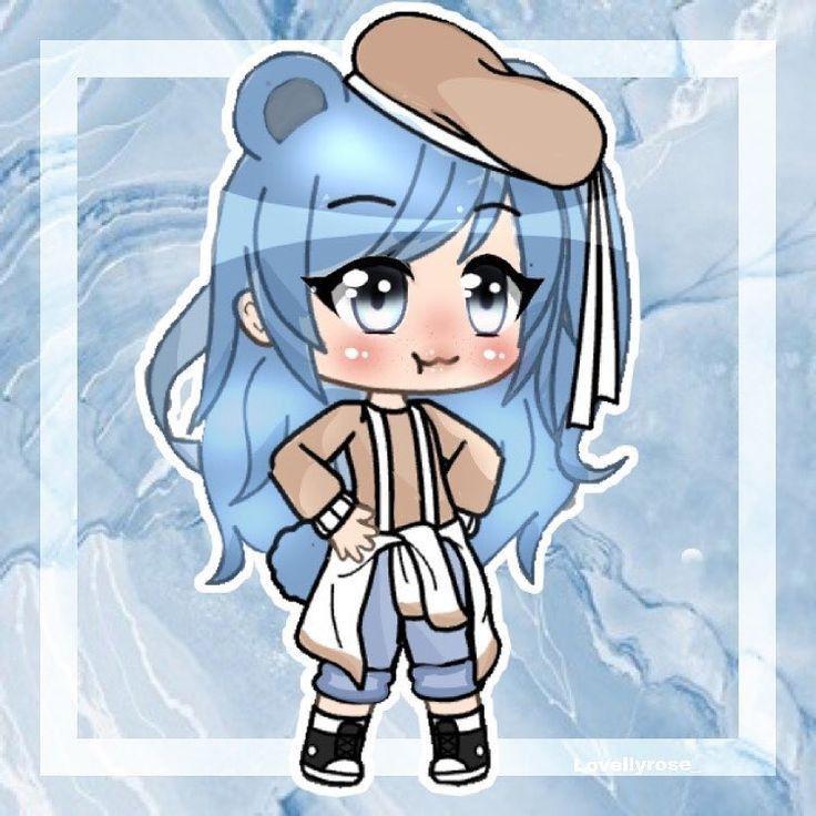 Pin by iiisxur on gacha life Kawaii drawings, Cute anime