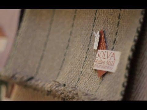▶ Solva Woollen Mill, Pembrokshire. Cherishing craftsmanship since 1961 by Quality Cottages - YouTube