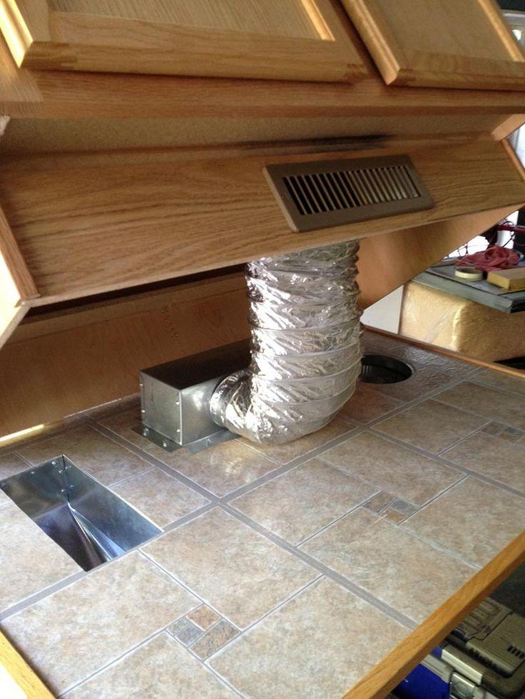 DIY vent extender