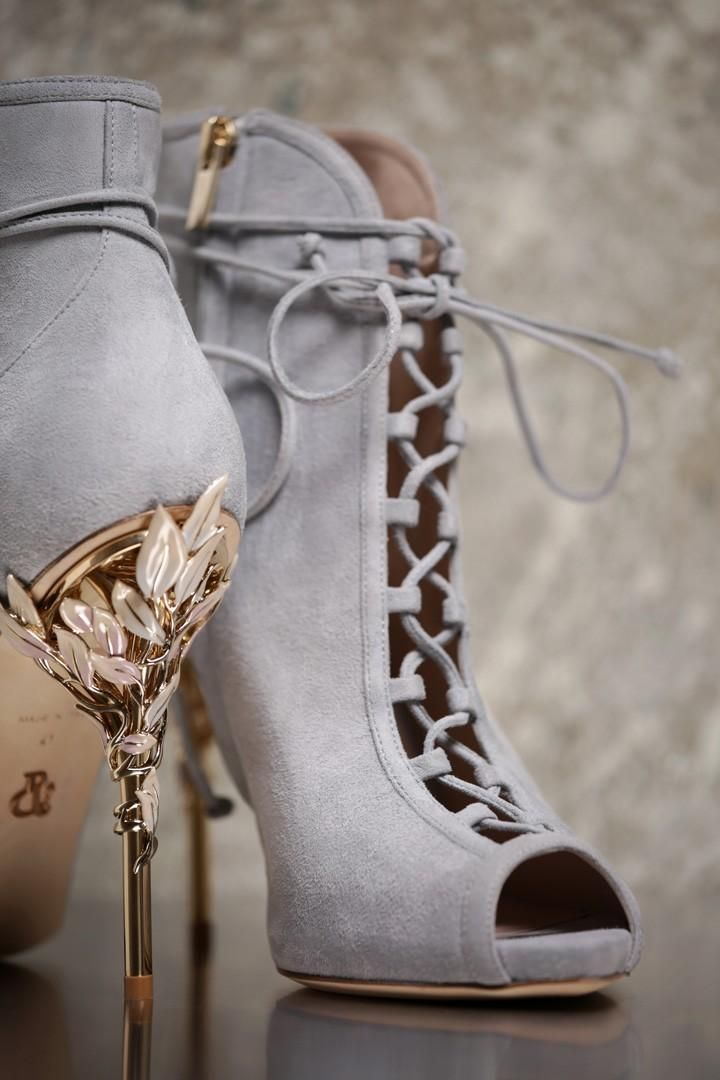 0d1d7f4072c Ralph   Russo Shoes From The Runway