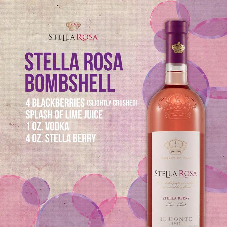 Stella Rosa Bombshell