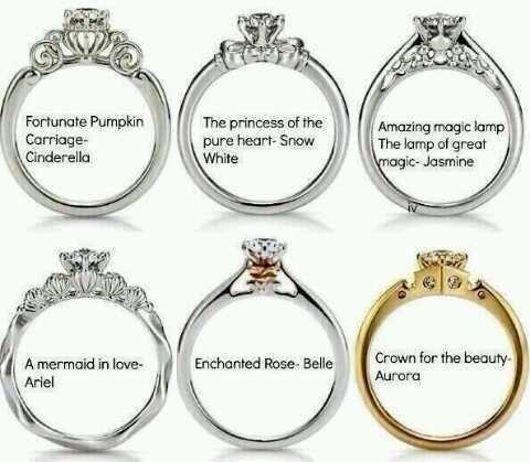 29 best Disney wedding rings images on Pinterest Disney wedding