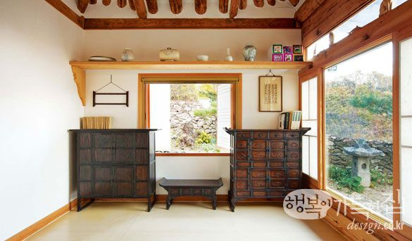 House full of happiness, jeongmigyeong _ Mr. and Mrs. toechon gimbyeongjong Hanok 'per recharge' haengdan 杏坛 日记 Diary