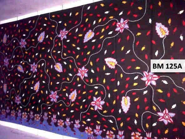 Batik Tulis Madura, batik fabric, 2 x 1,1 m