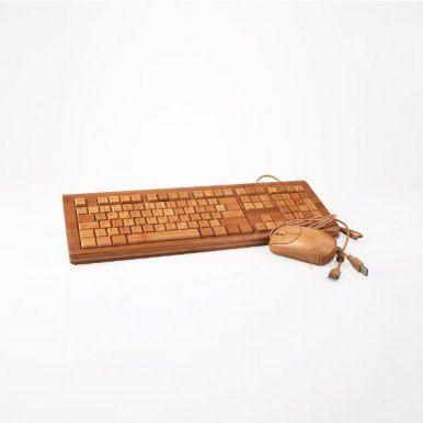 Bamboo Set   Tastatur & Maus
