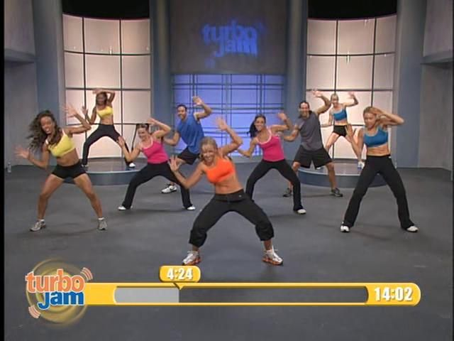 List of Turbo Jam Workouts