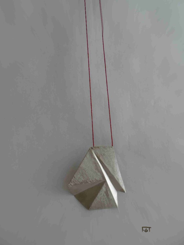 pendant, silver 925°