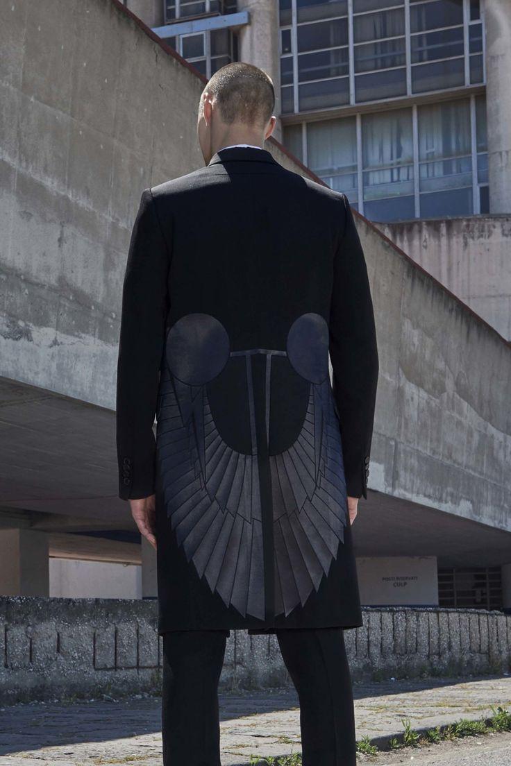 "monsieurcouture: "" Givenchy Resort 2017 Menswear Paris Fashion Week "" the sun god"