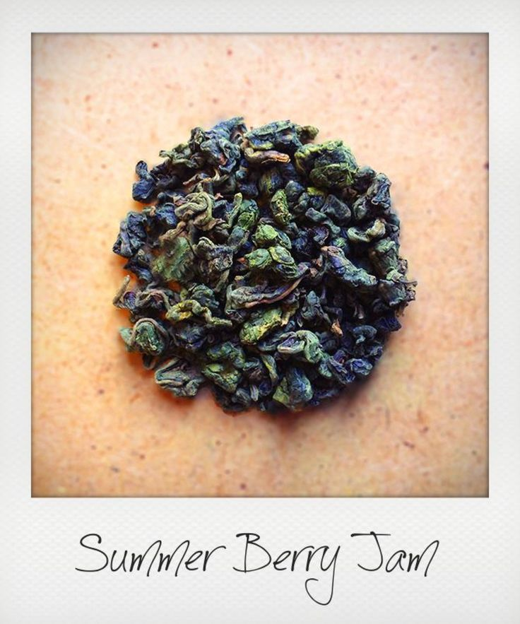 """Summer Berry Jam Skinny Tea™ - """"All The Glorious Flavours Of Homemade Summer Berry Jam"""""""