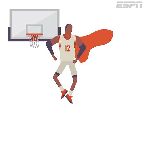 Our annual countdown of the NBA's best ballers hits the top 10. Here's an animated look at players 6-10.
