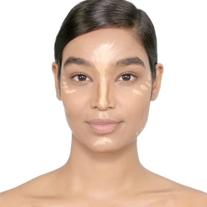 @esteelauder x #BeautyIsBoring featuring subtle, natural looking #contour and #highlight using the…»