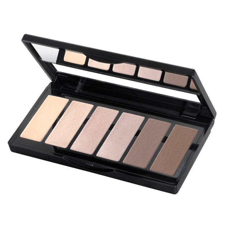 IsaDora Eye Color Bar Nude Essentials