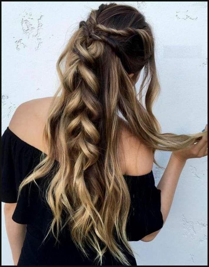 Inspirierend Festliche Frisuren Lange Haare Galerie Besten
