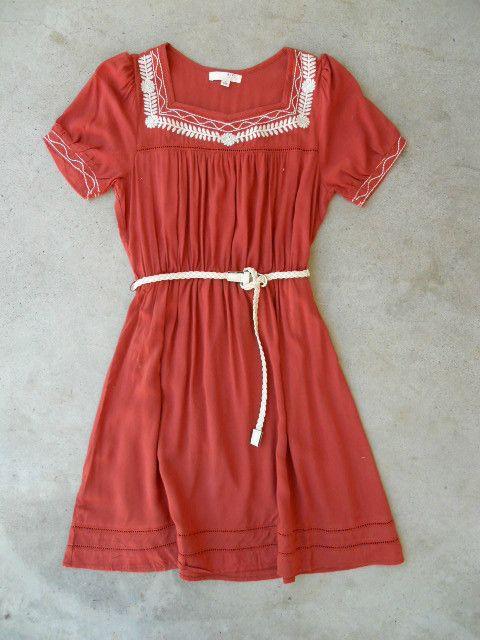 Spice Market Dress