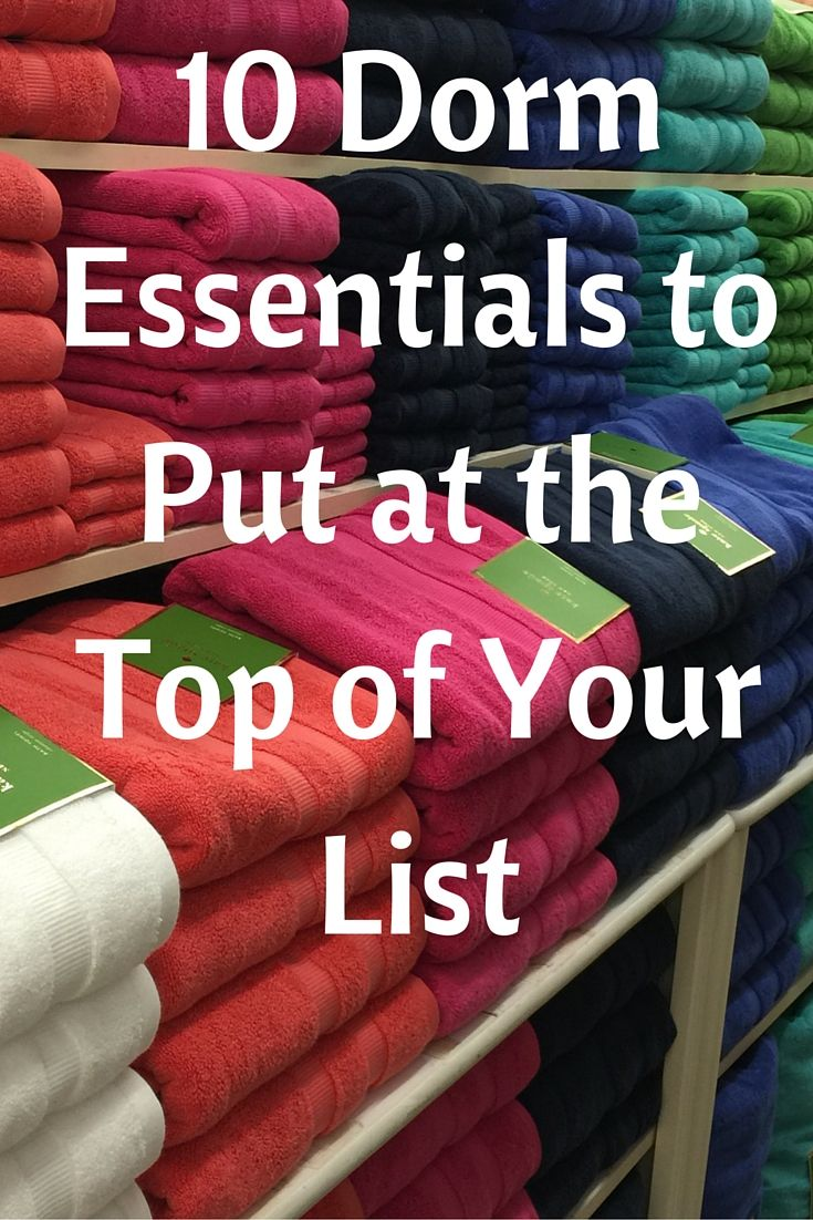 Here Are The Top 10 Things Every Freshman Needs To Bring To College. College  ReadyCollege TipsCollege PackingDorm ShoppingShopping ListsCollege ...