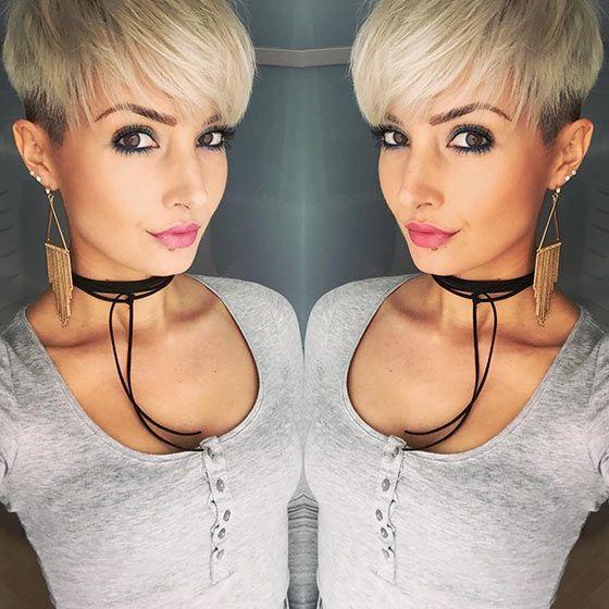 30 Short Hairstyles For Fine Hair – Gossip News Line