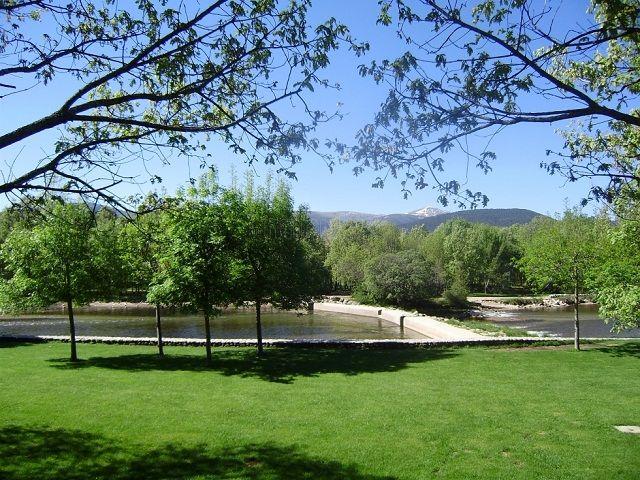 Piscinas Naturales de la Comunidad de Madrid