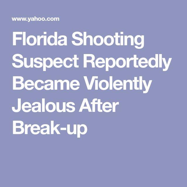 Florida Shooting Suspect Reportedly Became Violently Jealous After Break-up
