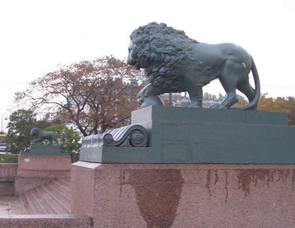 Шествие львов - форум Citywalls.ru