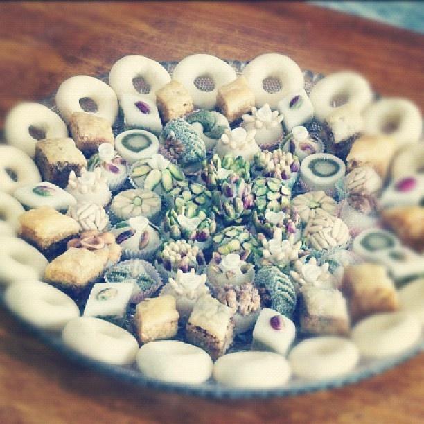 Tunisia sweets