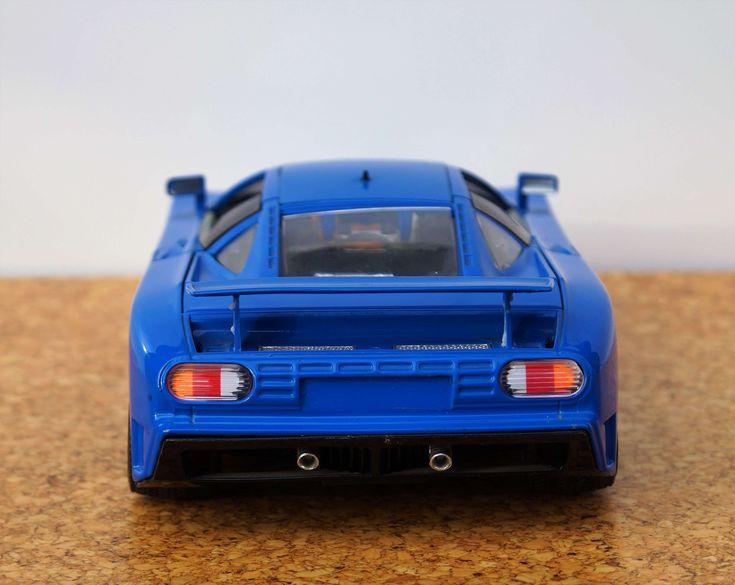 #auto #automotive #blue #bugatti #classic #model #model car #motorsport #old #oldtimer #sports car #toys #vehicle