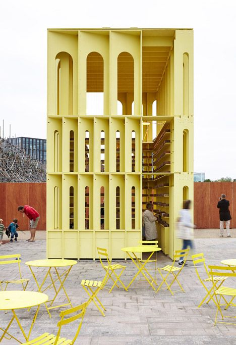 New-Horizons-LFA-Red-Yellow-Pavilion-Hall-McKnight_TAKA-Clancy-Moore-Steve-Larkin_dezeen_468_23