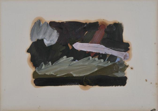 Gerhard Richter «Skizze zu Parkstück» (1971)
