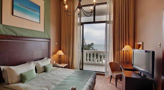 Отдых в Сочи в 2017 летом отели. СПА отель Острова в Сочи, цены и условия отдыха, описание и фотографии отеля и бассейна, бронирование путевок на отдых 2017