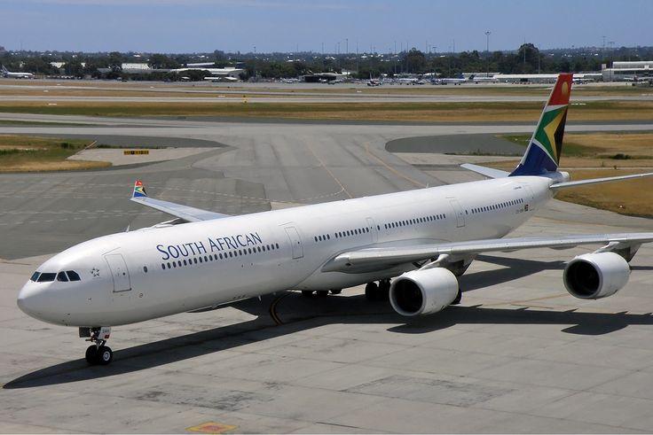 Flight report: South African Airways A340-600 Business Class Joburg to Munich