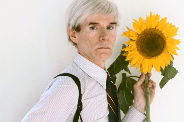Lost Then Found - An Exhibition of Andy Warhol Portraits by Steve Wood