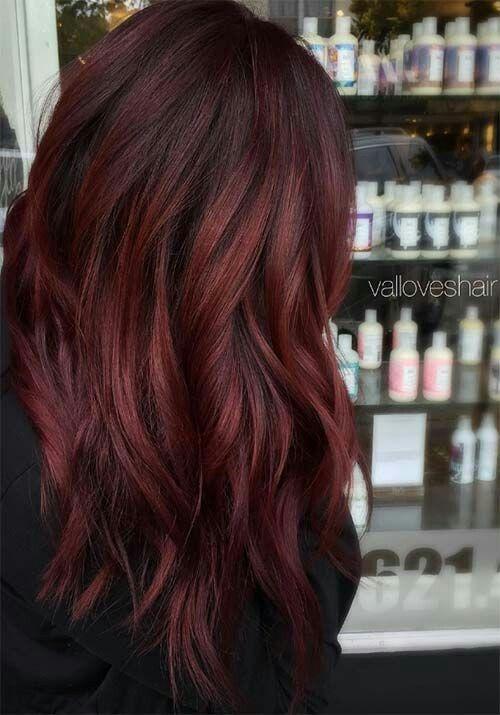 25 Best Ideas About Mahogany Hair On Pinterest Plum