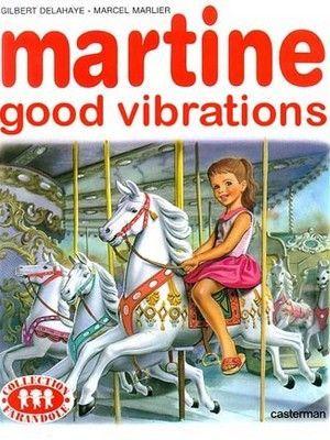 parodie de Martine