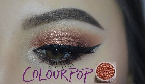 HOT New Colourpop Eye Shadow Super Shock Shadow Single Piece (SEOUIN)