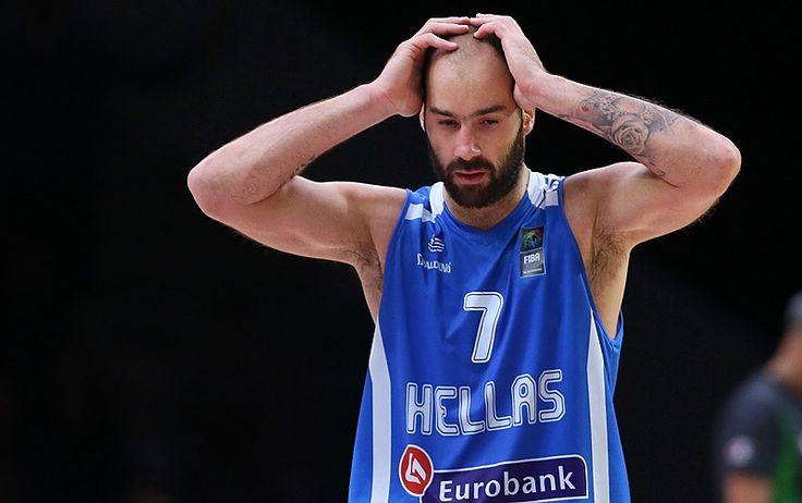 Vassilis Spanoulis #Grecia #Selección