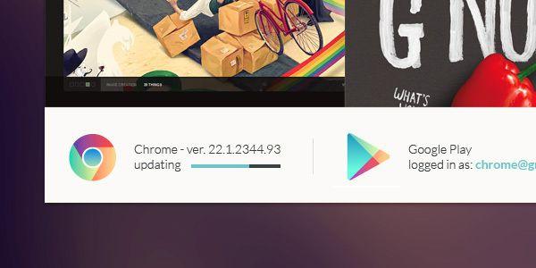 Google Chrome Redesign Minimal 10