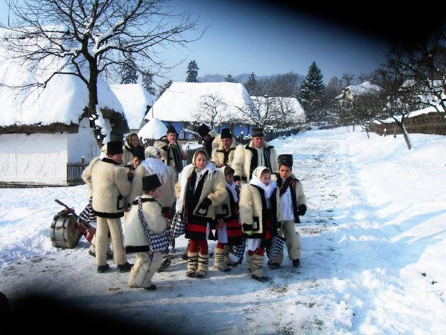Winter in Maramures