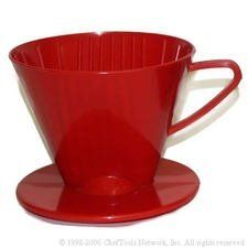 HAROLD Plastic Filter Cone Medium Coffee Maker, Medium, Red -- Continue to the product at the image link. http://www.amazon.com/gp/product/B001S353EQ/?tag=gadgets3638-20&pbc=270916143233