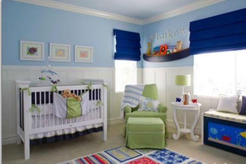 12 ideas para la habitacin del bebé  Decoracion