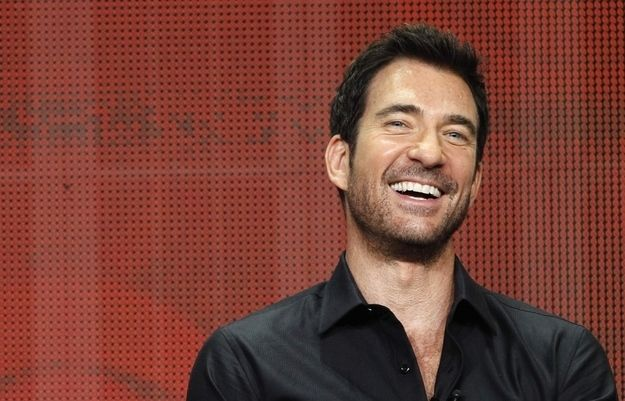 Dylan McDermott, oh my sweet (and sometimes fictionally violent + crazy), Dylan McDermott. | Fact: Dylan McDermott Is The Hottest 52-Year-Old Currently Living