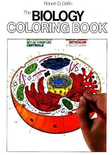 high school biology: Charlotte Mason style The Biology Coloring Book