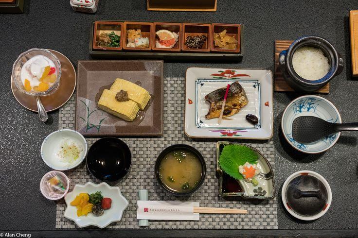Japanese Style Breakfast [OC][3070x2048]