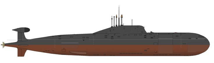 AkulaProjekt971U right - Akula-class submarine - Wikipedia, the free encyclopedia